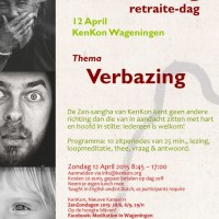 Zenzondag 12 april 2015
