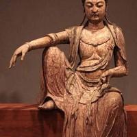 Kuan Yin = Zij die luistert naar de noodkreten