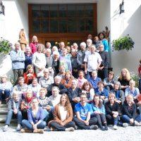 alle deelnemers Val Sinestrsa 2017 retraite